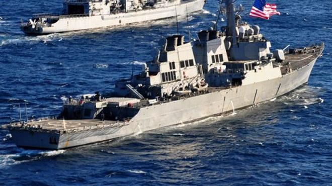 """Mỹ tốn 27 triệu USD mỗi tuần để """"nuôi"""" quân ở Địa Trung Hải"""