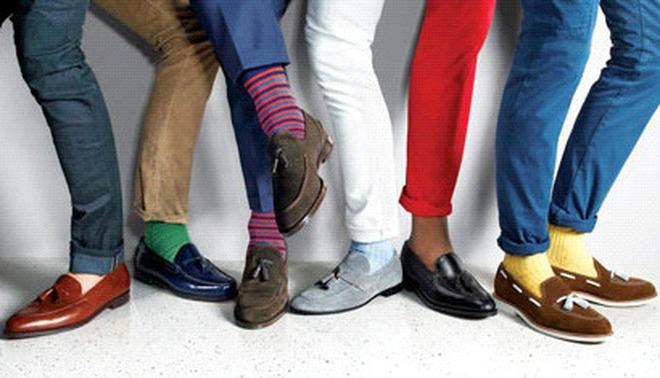 Vì sao nam giới nên chọn giày lười?