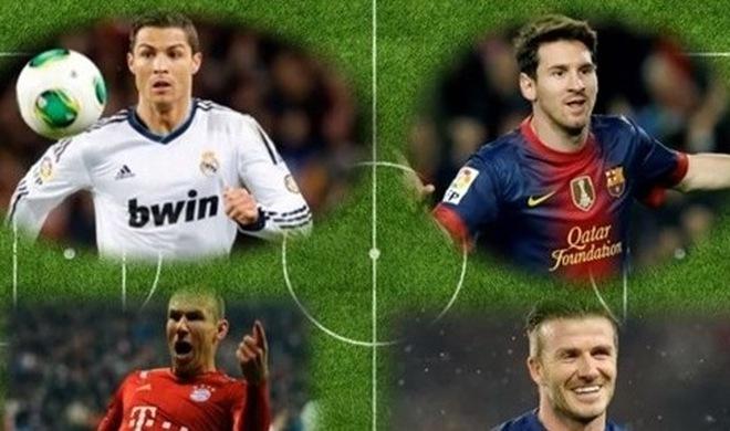 """Hát """"Nơi tình yêu bắt đầu"""" phiên bản Ronaldo & Messi"""