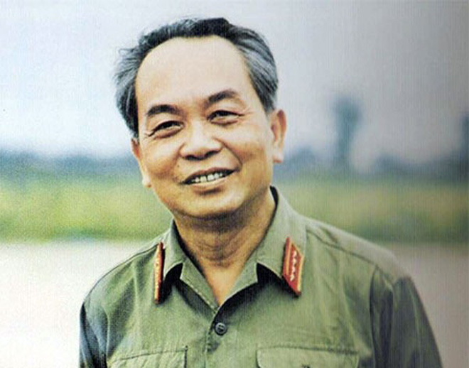 Lịch trình tang lễ Đại tướng Võ Nguyên Giáp