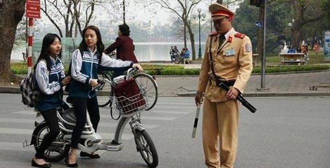 Dân mạng bàn luận sôi nổi về cấp biển số xe đạp điện