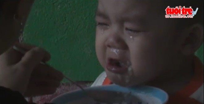 Cảnh hành hạ trẻ em tàn độc tại Trường mầm non tư thục Phương Anh