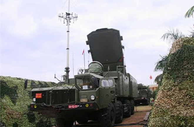 Việt Nam có radar cảnh giới tối tân nhất thế giới