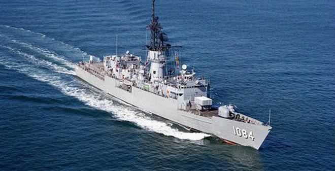 Chiến hạm Đài Loan tăng sức mạnh đối đầu Trung Quốc
