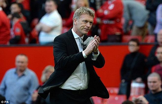 David Moyes tại vị, sao Man United lũ lượt ra đi