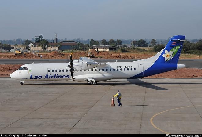 Máy bay rơi tại Lào, 44 người chết, trong đó có người Việt Nam