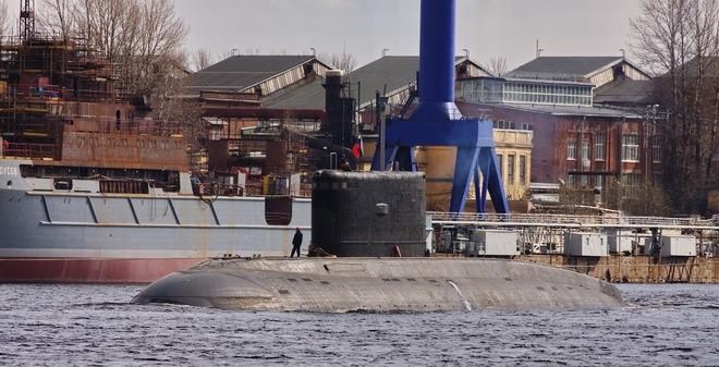 Ấn Độ có thể giúp Việt Nam đào tạo thủy thủ tàu ngầm Kilo