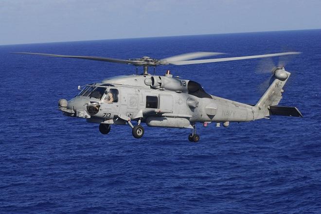 Hàn Quốc sắm 8 trực thăng đa năng của Mỹ biên chế cho Hải quân
