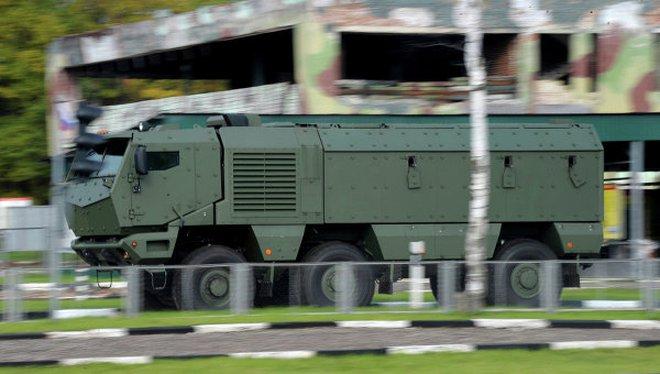 Quân đội Nga mua hàng loạt xe bọc thép Tiger và Typhoon