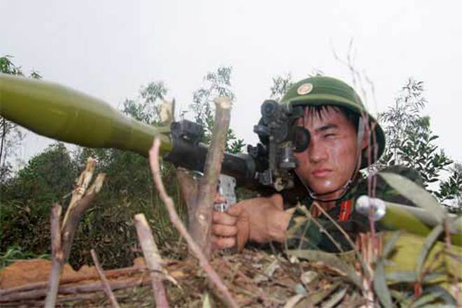 'Đồ cổ' Việt Nam hạ gục xe tăng hiện đại nhất thế giới