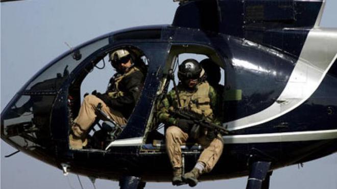Hồ sơ đẫm máu của công ty lính đánh thuê nổi tiếng nhất thế giới