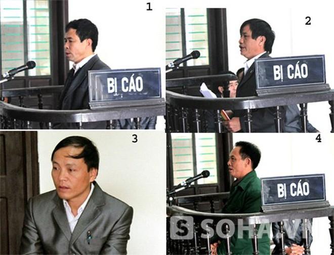 Nghệ An: Phó Ban tuyên giáo hầu tòa vì tham nhũng đất đai
