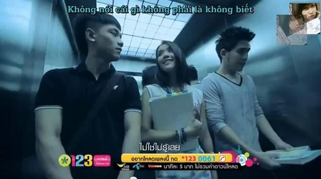 Cư dân mạng 'sốt' với video chuyện tình yêu Thái Lan