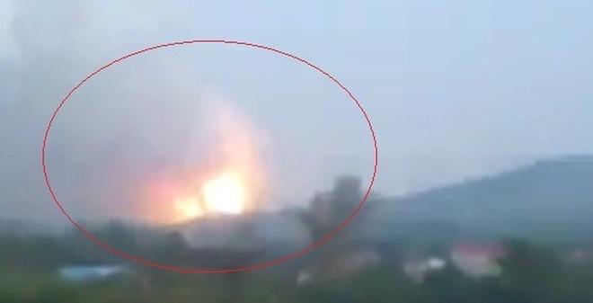 Vụ nổ khủng khiếp ở Phú Thọ: Tiếng nổ như bom, 7 người tử vong