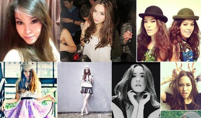 Soi nhan sắc các ái nữ hot girl của tỷ phú Thái Lan (P1)