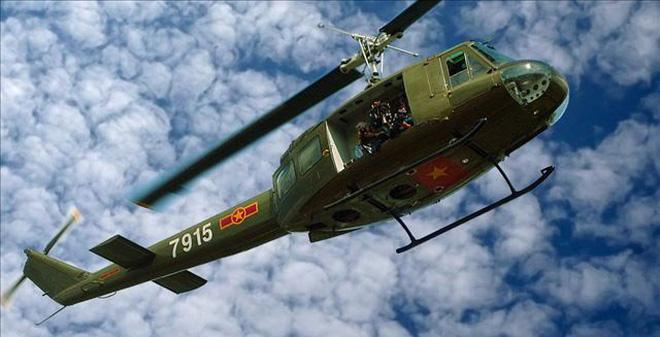 Việt Nam tái sinh trực thăng bại trận của Mỹ một cách tài tình