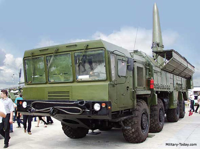 Điều gì khiến 'rồng lửa' Patriot Mỹ phải 'bất lực' trước Iskander của Nga?