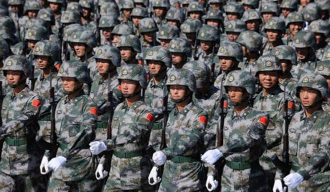 Quân đội Trung Quốc mạnh hay yếu trong mắt Mỹ?
