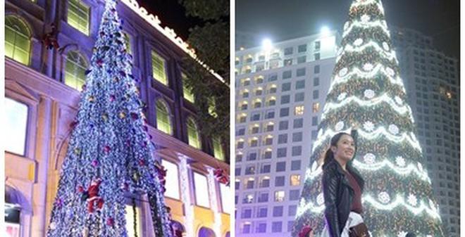 Những cây thông Noel đẹp và hoành tráng nhất Việt Nam