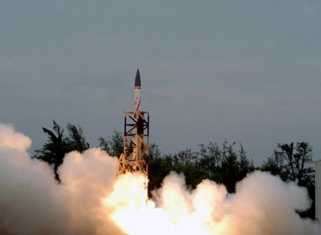 Tên lửa Pragati - Lá chắn thép bảo vệ biên giới phía Bắc