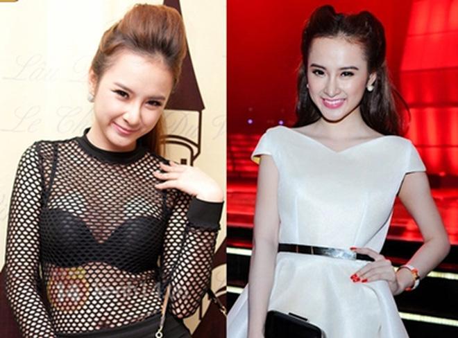 """Hành trình lột xác thành """"gái ngoan"""" của Angela Phương Trinh"""