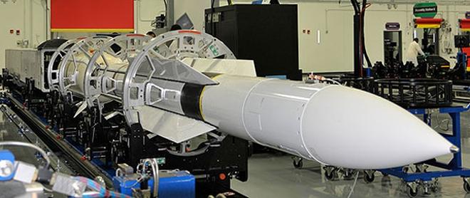 Hải quân Mỹ đặt mua hàng loạt siêu tên lửa tầm xa SM-6