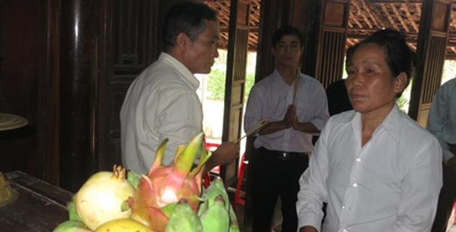 Người dân Quảng Bình dâng trào cảm xúc đón Đại tướng về quê