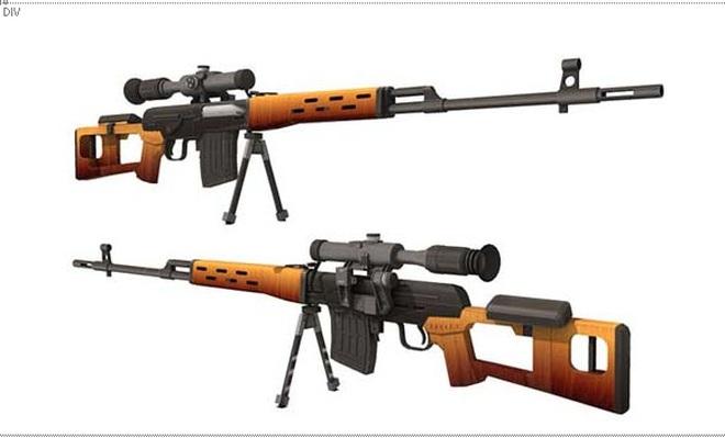 Những loại súng bắn tỉa đáng sợ nhất thế giới