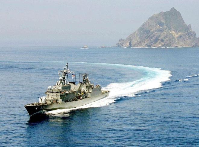 Trung - Hàn liên thủ đối phó Nhật Bản