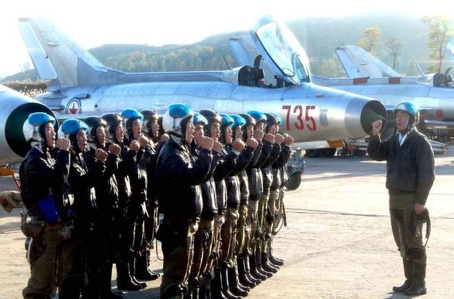 Không quân tiêm kích Triều Tiên lợi hại cỡ nào?