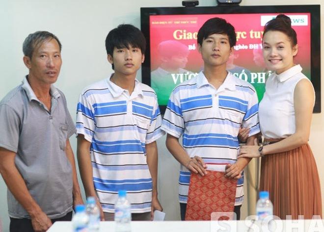 'Tôi nợ Thủ khoa Nguyễn Hữu Tiến 1 lời hứa'