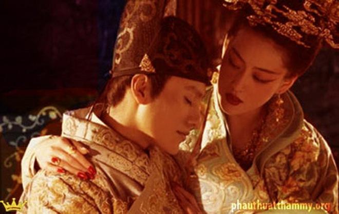 """Những vụ """"cắm sừng"""" hoàng đế nổi tiếng nhất Trung Hoa"""