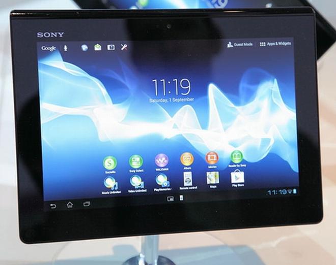 Bí kíp sử dụng máy tính bảng Android hiệu quả nhất
