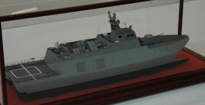 """Đài Loan """"khoe"""" tàu tên lửa đè bẹp Type 022 Trung Quốc"""