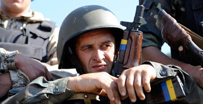 Chính phủ Ukraine bỏ rơi binh lính thất trận?