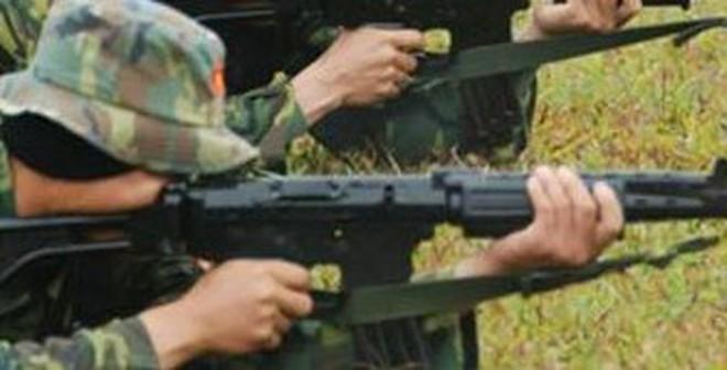 """Những vũ khí """"khủng"""" của đội tuyển bắn súng quân dụng Việt Nam"""