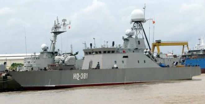 Nga nâng cấp tàu tên lửa BPS-500 cho Việt Nam