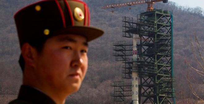 """""""Tên lửa Triều Tiên dùng linh kiện Mỹ và châu Âu"""""""
