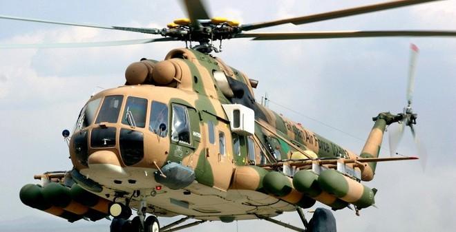 Nga sẽ chuyển giao 48 trực thăng Mi-171 cho Trung Quốc