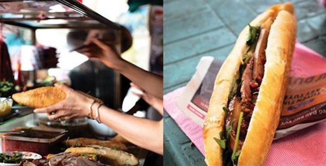 Bánh mì Việt Nam - Cơn sốt mới của ẩm thực đường phố trên toàn thế giới