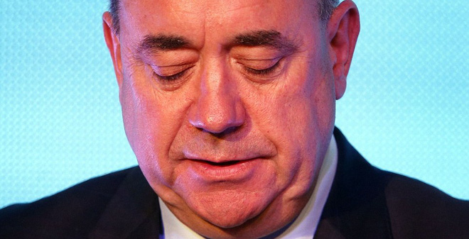 """Dù thất bại, Thủ hiến Scotland vẫn """"cứng"""" với Anh"""