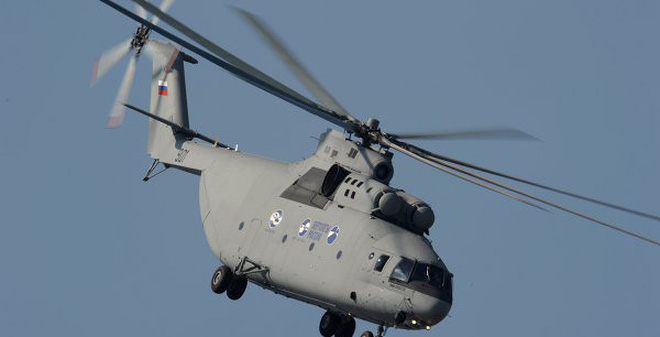 Nga muốn bán trực thăng, hợp tác sản xuất máy bay với TQ