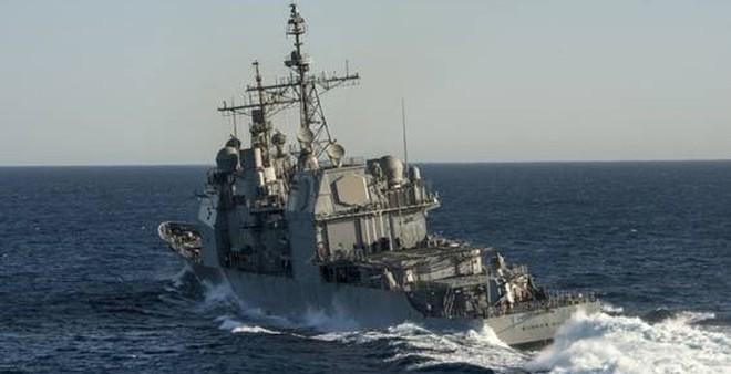 Mỹ đe dọa tấn công điểm huyệt Trung Quốc