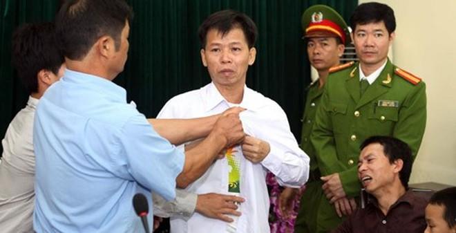 Cần phải sớm bồi thường cho ông Nguyễn Thanh Chấn