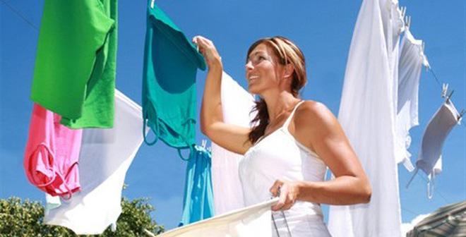 Nước xả vải, bột giặt: Nguy cơ ung thư cận kề