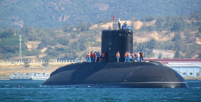 Lực lượng tàu ngầm Việt Nam đang ở đâu so với các nước ASEAN?