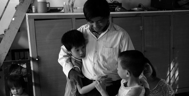 Tổ ấm của người thầy dạy nhạc khiếm thị ở Sài Gòn