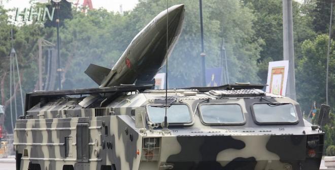 Ukraine bắn tên lửa đạn đạo mạnh nhất của mình vào Donetsk
