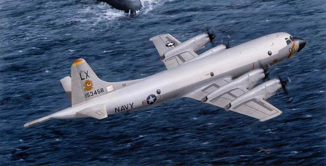 Hải quân Đức hiện đại hóa máy bay tuần tra P-3C Orion