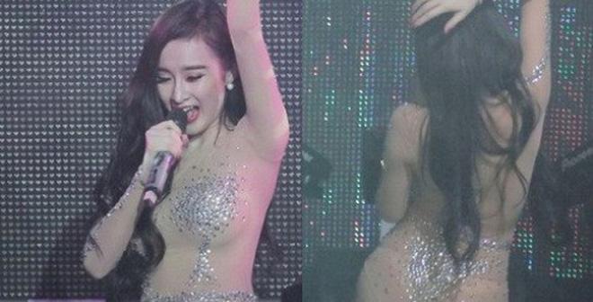 Cục NTBD phủ nhận cấp phép biểu diễn Angela Phương Trinh